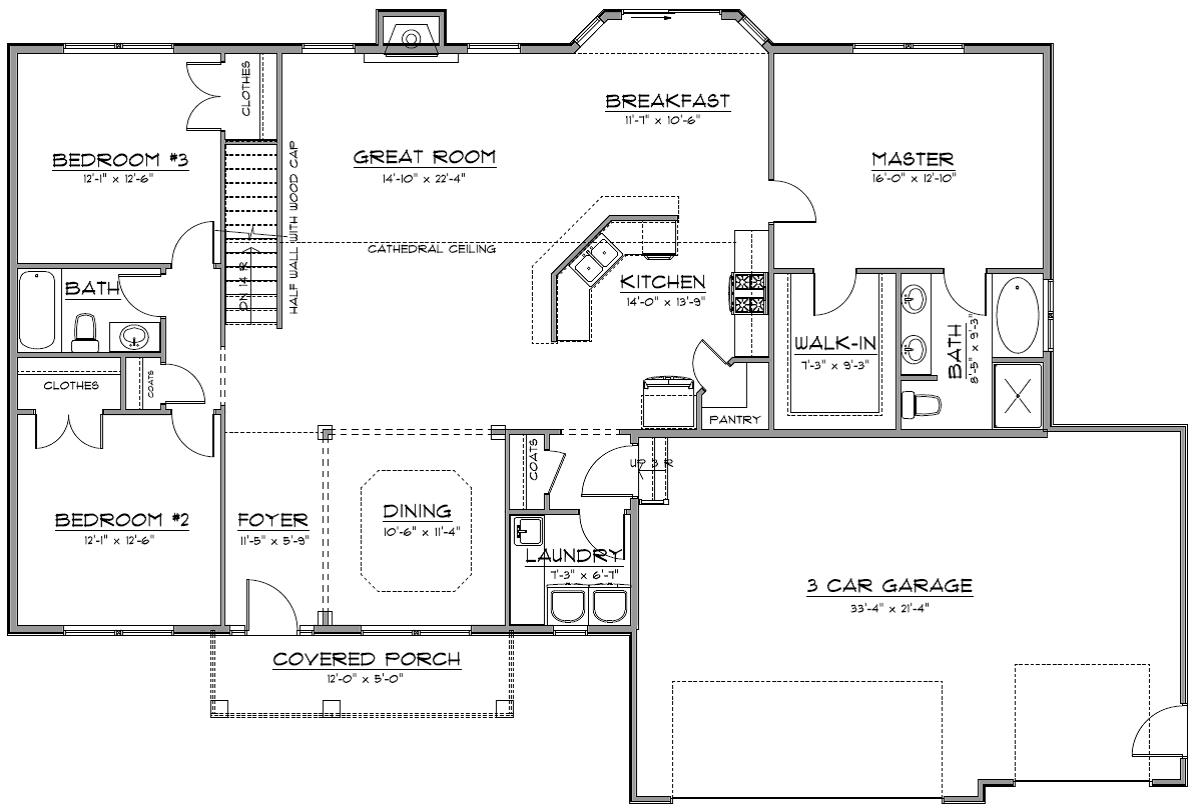 Available Floor Plans Jemm Construction