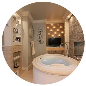 JEMM Bathroom Tub