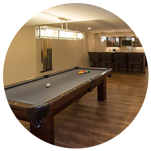 JEMM Billiard Table