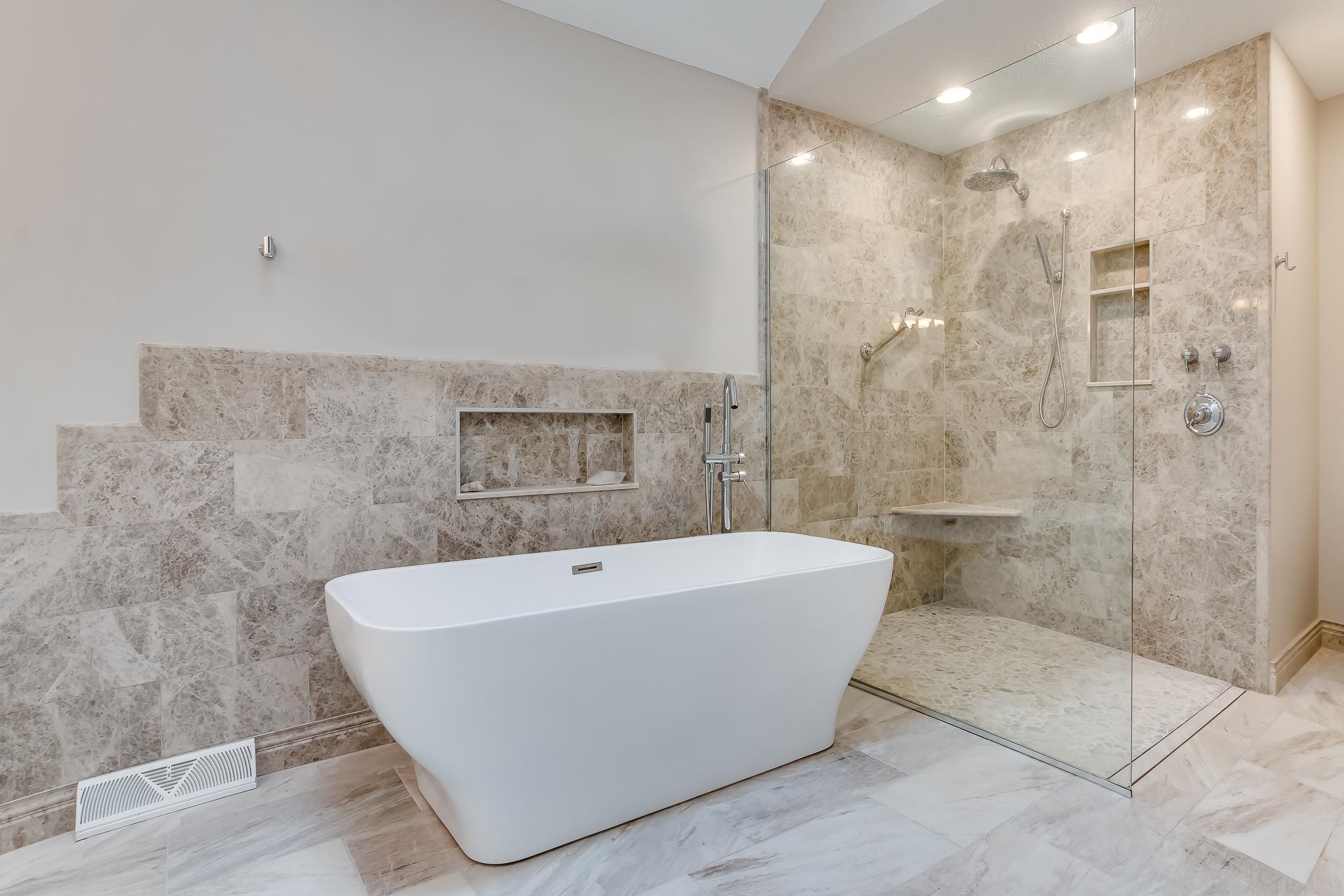 Bathroom Floor Song Gallery Jemm Construction