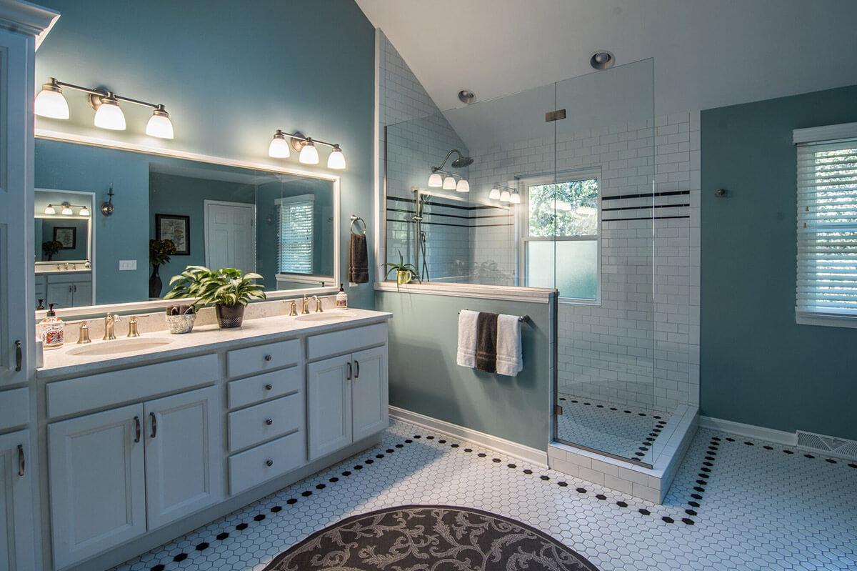 Luxury Bathrooms Jemm Construction