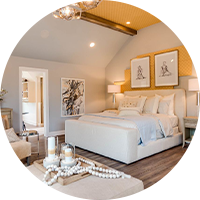Carriage House Master Suite
