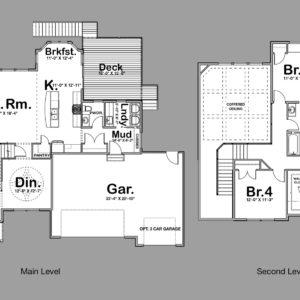 Milan II Floor Plan Preview