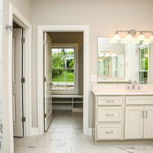 Fairview Home Bathroom