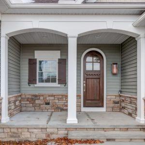 Fairview Home Exterior Entrance