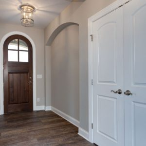 Fairview Home Foyer