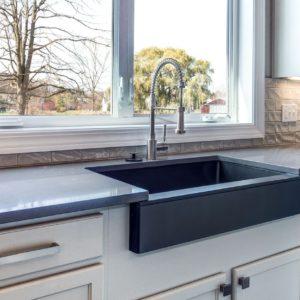 Kitchen Sink Fairview Home