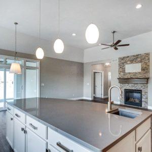 Fairview Home Kitchen Island
