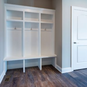 Fairview Home Mudroom
