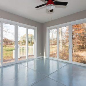 Fairview Home Sunroom