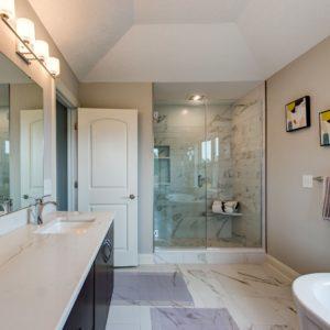 Saxony LHS Bathroom